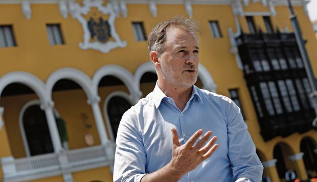 Jorge Muñoz fue electo para el periodo 2019-2022.